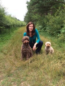 Isabelle Adams-Papé - Dog trainer and Puppy trainer - Ashley Heath, Ringwood, on the Dorset, Hampshire and New Forest border