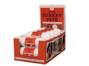 Ringwood Dogs Dog Treats & Chews: Pure Turkey Pate