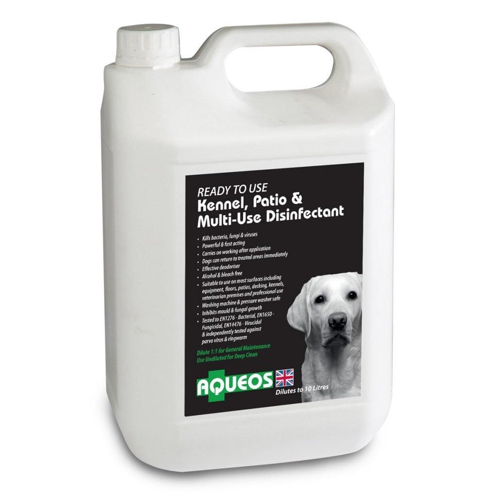 Canine Disinfectant - floor
